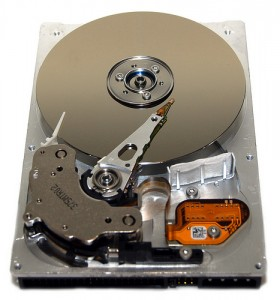 hard drive clicking